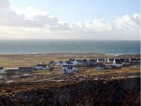 An Baile Thoir / East Town, Oile�n Thora� / Tory Island, Co. Donegal, Ireland